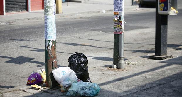 Estas son las dos zonas donde menos respetan horario de basura