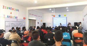 Instalan comités de paz social en Santa Rita Tlahuapan y Zacatlán