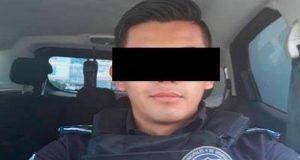 Detienen a policía de Puebla, acusado de violación en Los Fuertes