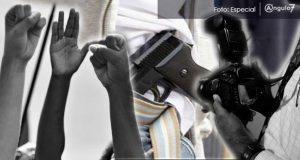 5 de cada 10 defensores de DH y periodistas de Puebla han estado en riesgo