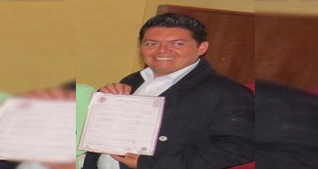 Hallan muerto a delegado de la SGG en Huejotzingo; lo levantaron el viernes