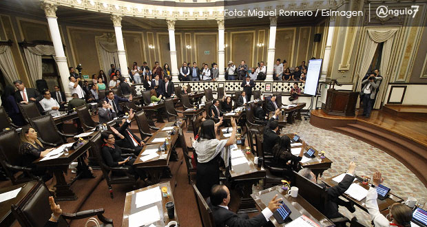 Congreso de Puebla aprobaría reestructuración gubernamental esta semana