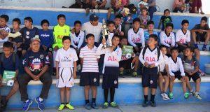 Antorcha invita a encuentro de futbol en Izúcar de Matamoros