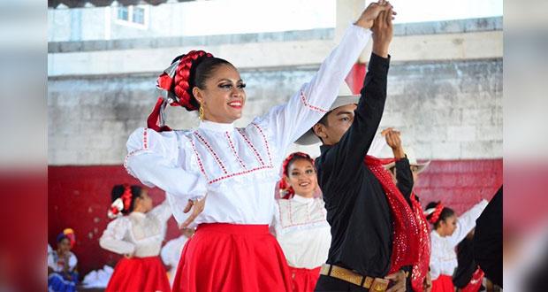 Antorcha lleva evento artístico a Escape de Lagunillas, Chietla