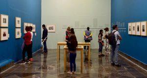 Concluye exposición de Manuel Álvarez con más de 20 mil visitantes
