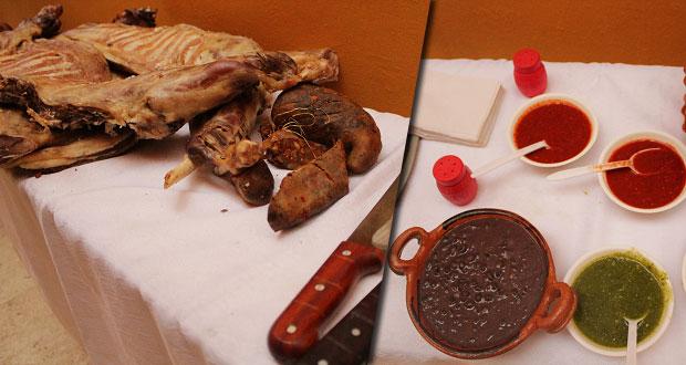 Del 20 al 28 de julio, festival de barbacoa y pulque en Chignahuapan