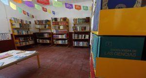 """Comuna inaugura Fiesta del Libro """"Amochiluitl"""" en San Miguel Canoa"""