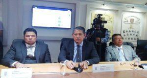 Investigación colegiada y más MP en FGE para bajar delincuencia: Higuera
