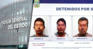 """Fiscalía desarticula banda de 3 secuestradores ligada con el """"El Bukanas"""""""