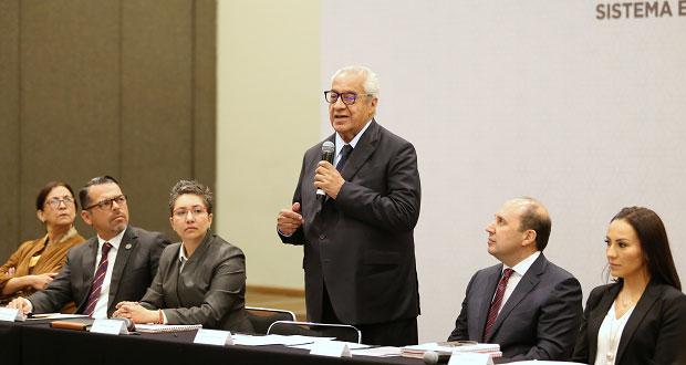 La violencia contra mujeres no es sólo tema de leyes: Pacheco
