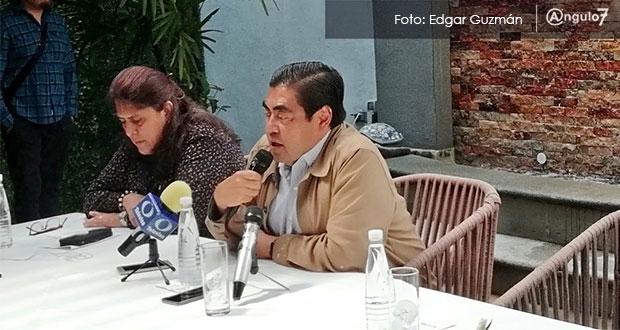 Carlos Urbina ya no irá a Infraestructura; los demás se mantienen: Barbosa
