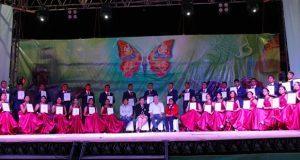 Festejan graduación de bachillerato en Tepexi de Rodríguez