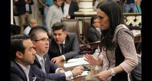 3 días después, PAN en Congreso rechaza reestructuración de secretarías