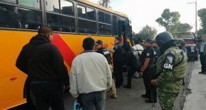 GN se suma a operativos en transporte público; serán en mañana, tarde y noche
