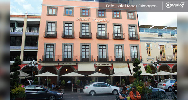 Reportan baja de turistas en hoteles de 50% por inestabilidad política