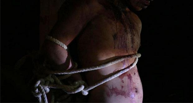 Intentan linchar en Tlahuapan a hombre señalado por asesinato