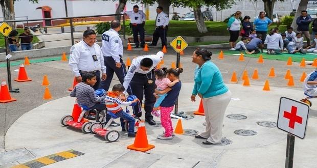 Grucopa realiza jornada de prevención en Ignacio Romero Vargas