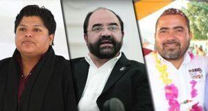 Pérez, Álvarez y excandidato buscan echar abajo sanciones por proselitismo
