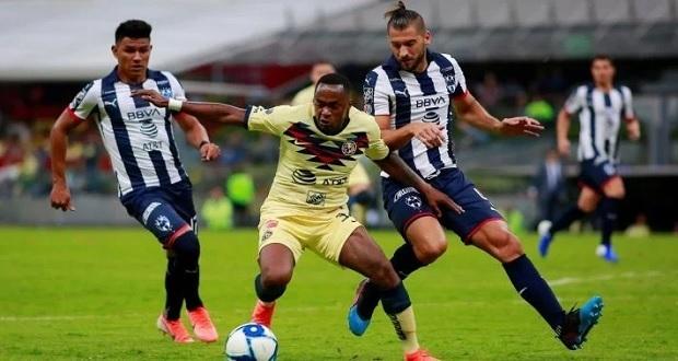 Santos golea a las Chivas y América remonta a Monterrey