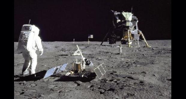 Celebran 50 aniversario de la llegada del hombre a la Luna