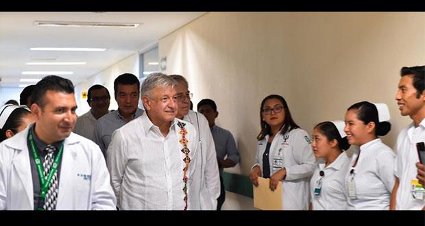 Politiquería, que no habrá medicinas y atención en IMSS-Bienestar: AMLO