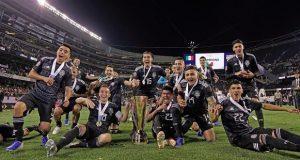 Con dificultad, México se corana campeón de la Copa Oro