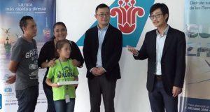 Aerolínea china patrocina vuelo de niña mexica a justa de aritmética