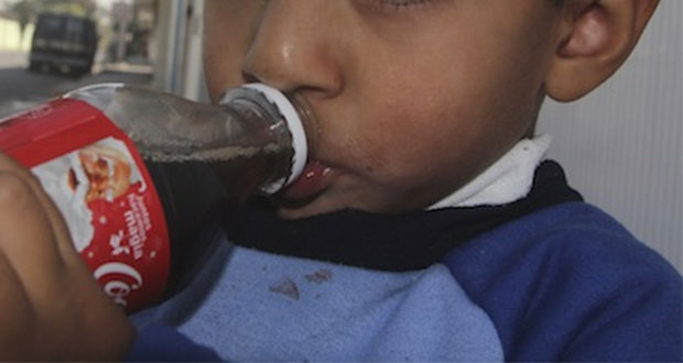70% de niños indígenas en Guerrero desayuna refresco: Oxfam