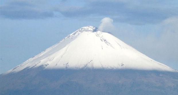 Semáforo de alerta volcánica se mantiene en amarillo fase dos