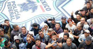 AMLO ordena investigar corrupción en PF; algunos quieren a Calderón
