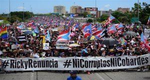 En Puerto Rico, exigen renuncia de gobernador por mensajes ofensivos