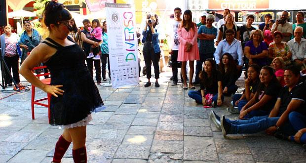 Con concierto en lengua de señas, termina quinto festival diverso