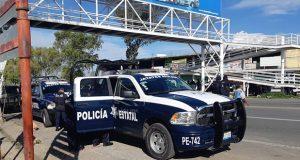 Tras más de 10 horas, rescatan a presunto delincuente en Ahuatempa