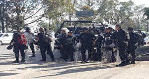 Amagan con linchar a uno en Ahuatempa; bloquean entradas para evitar rescate