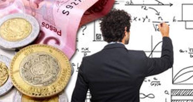 Ganan 72 pesos la hora los matemáticos, estadistas y actuarios