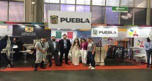 Acuden 8 productores poblanos a Semana de la Moda en Colombia