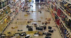 Así se vivió el sismo del Día de Independencia de EU en California
