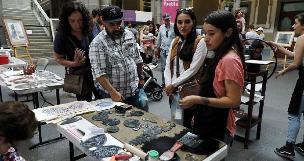 Los sábados de julio hay talleres artísticos en palacio municipal