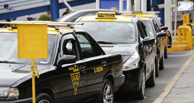 Diputados aprueban pedir a SIMT atender conflictos entre taxistas
