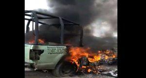 """13 detenidos por balacera en Tepeaca; """"El General"""" cuenta con antecedentes"""