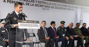 Detenciones aumentan 33% durante gobierno de Pacheco: SSP