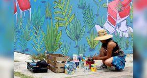 Con 95 murales, Imacp busca reactivar el espacio público en Puebla