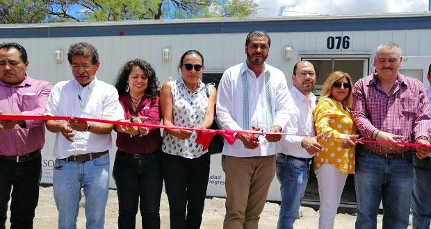 Abren en Tehuacán unidad móvil alimentaria para población vulnerable
