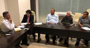 Acuerdan pavimentación vial de colonias del sur de Puebla