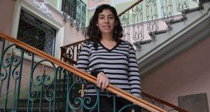 Adriana Hernández, única cantante mexicana en concierto mundial