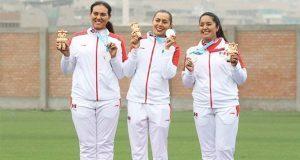 Con 136 preseas, México es tercer lugar en medallero de Lima 2019