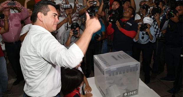 Alejandro Moreno gana elección para dirigencia nacional del PRI