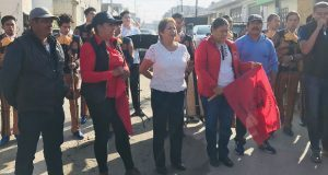 Antorcha inicia pavimentación de calle en la colonia 2 de Marzo