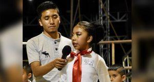 Antorcha lleva teatro y poesía a San Bartolomé Chimalhuacán