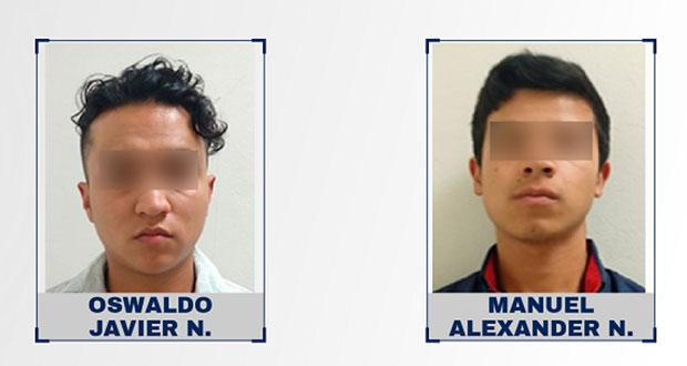 Aprehenden a dos hermanos que atropellaron un hombre en la Puebla-Tehuacán